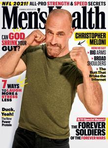 Men's Health USA - September 2021