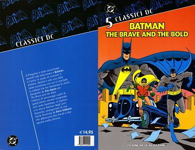 Classici DC - Batman The Brave and the Bold - Volume 5