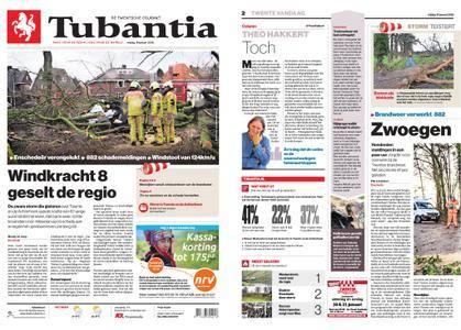 Tubantia - Enschede – 19 januari 2018