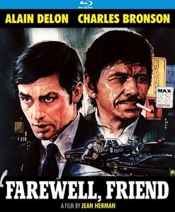 Farewell Friend (1968) Adieu l'ami + Extra