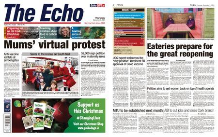 Evening Echo – December 03, 2020
