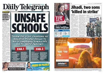 The Daily Telegraph (Sydney) – August 17, 2017