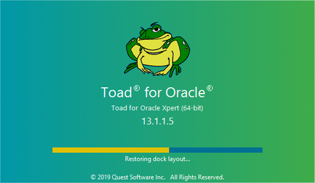 Toad for Oracle 13.1.1.5 Xpert Edition (x86 / x64)
