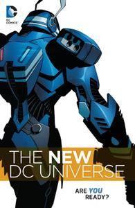 The New DC Universe - DC YOU 2015 Sampler Digital