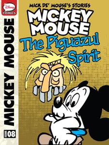 Mick de' Mouse's Stories 008 - Mickey Mouse and the Piguazul Spirit (2013, I TL 2385-1) (digital) (Salem-Empire