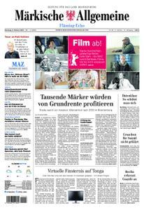 Märkische Allgemeine Fläming Echo - 05. Februar 2019