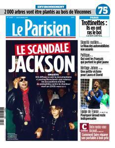 Le Parisien du Jeudi 21 Mars 2019