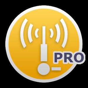 WiFi Explorer Pro 2.2.1 macOS