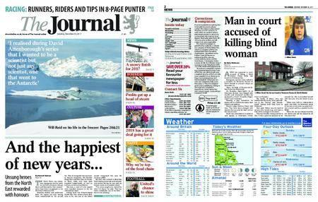 The Journal – December 30, 2017