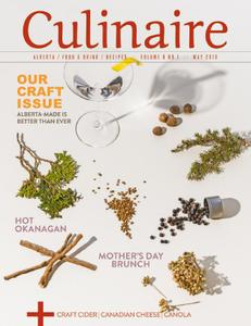 Culinaire Magazine - May 2019
