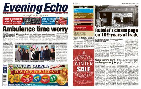 Evening Echo – February 06, 2018
