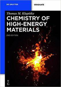 Chemistry of High-Energy Materials, 2nd edition