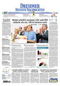 Dresdner Neueste Nachrichten - 25. September 2017