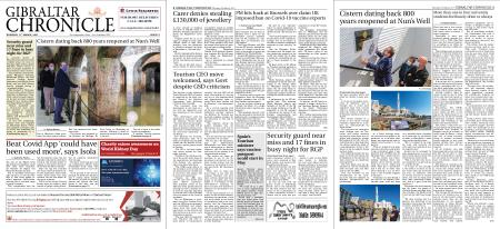 Gibraltar Chronicle – 11 March 2021