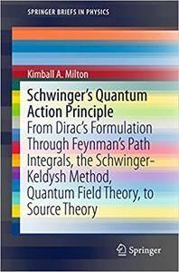 Schwinger's Quantum Action Principle (Repost)