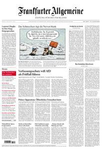 Frankfurter Allgemeine Zeitung F.A.Z. - 16. Januar 2019