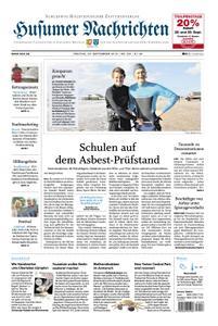 Husumer Nachrichten - 20. September 2019