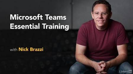 Microsoft Teams Essential Training