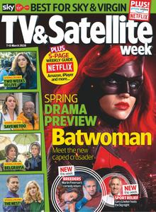 TV & Satellite Week - 07 March 2020