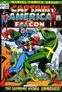 Captain America v1 147 Complete Marvel DVD Collection