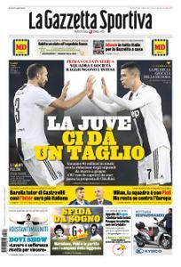 La Gazzetta dello Sport Roma – 29 marzo 2020