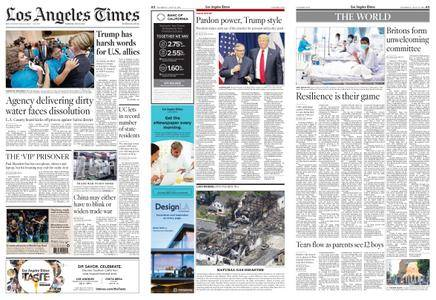 Los Angeles Times – July 12, 2018