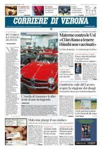 Corriere di Verona - 5 Maggio 2018