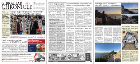 Gibraltar Chronicle – 11 February 2021