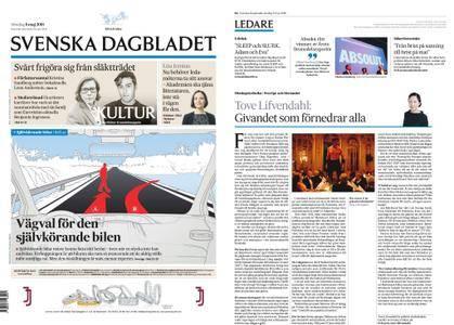 Svenska Dagbladet – 06 maj 2018