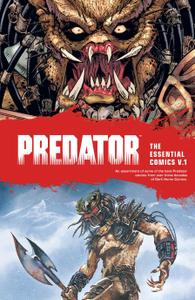 Predator-The Essential Comics v01 2018 digital The Magicians