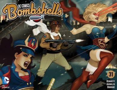DC Comics - Bombshells 031 2016 Digital