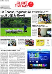 Ouest-France Édition France – 19 juin 2019