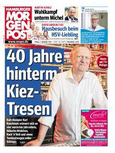 Hamburger Morgenpost - 01. September 2017