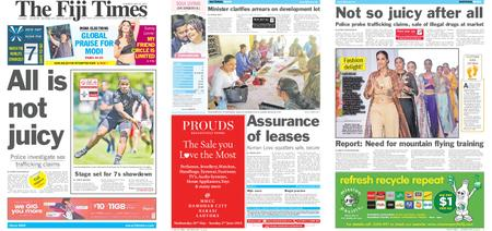 The Fiji Times – May 25, 2019