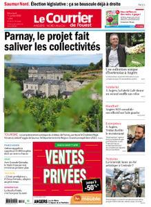 Le Courrier de l'Ouest Angers – 01 juillet 2020
