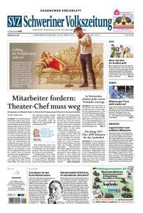 Schweriner Volkszeitung Hagenower Kreisblatt - 23. März 2019