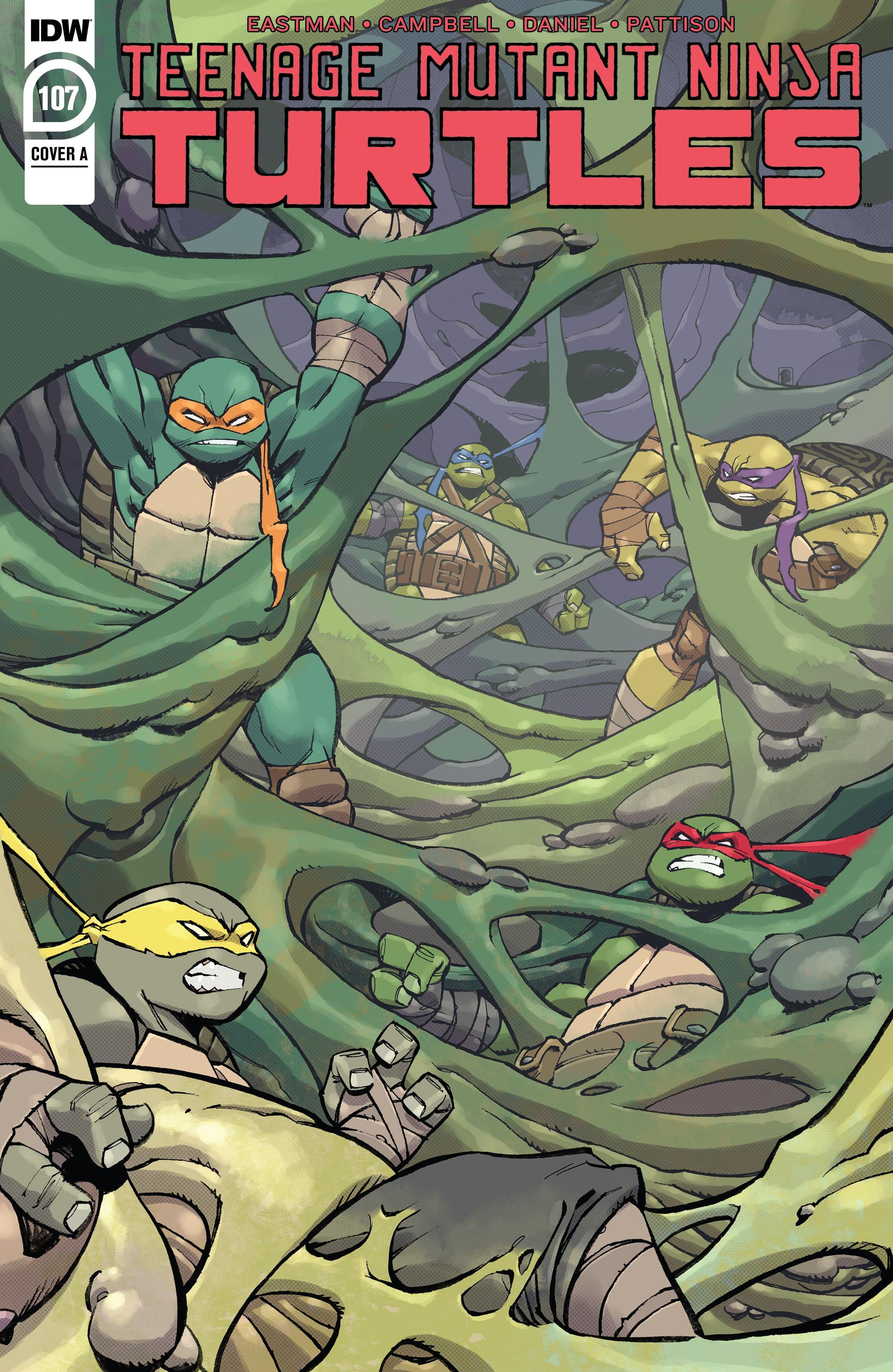 Teenage Mutant Ninja Turtles 107 2020 Digital BlackManta