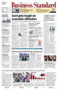 Business Standard - March 2, 2018