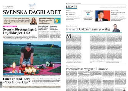 Svenska Dagbladet – 17 juli 2019