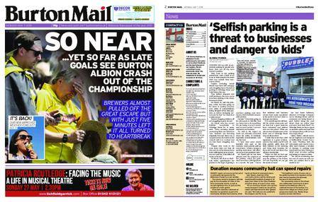 Burton Mail – May 07, 2018