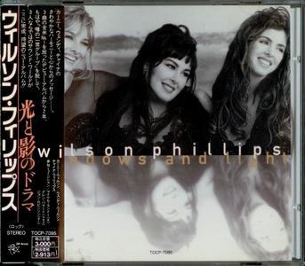 Wilson Phillips - Shadows And Light (1992) {Japan 1st Press}