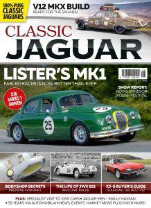 Classic Jaguar - June-July 2017
