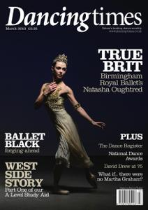 Dancing Times - March 2013