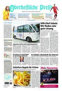 Oberhessische Presse Marburg/Ostkreis - 23. November 2017