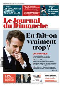 Le Journal du Dimanche - 08 mars 2020