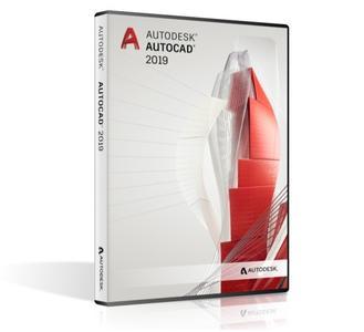 Autodesk AutoCAD 2019 Multilingual macOS