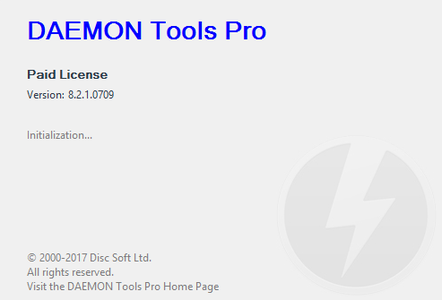 DAEMON Tools Pro 8.2.1.0709 Multilingual