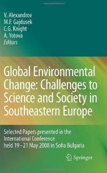 Global Environmental Change: Challenges to Science and Society in Southeastern Europe [Repost]