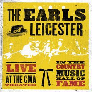 The Earls Of Leicester - Live At The CMA Theater In The Country Music Hall Of Fame (2018) [Official Digital Download]