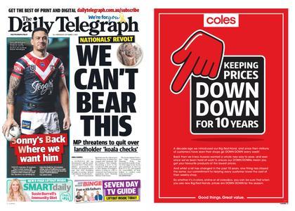 The Daily Telegraph (Sydney) – September 02, 2020